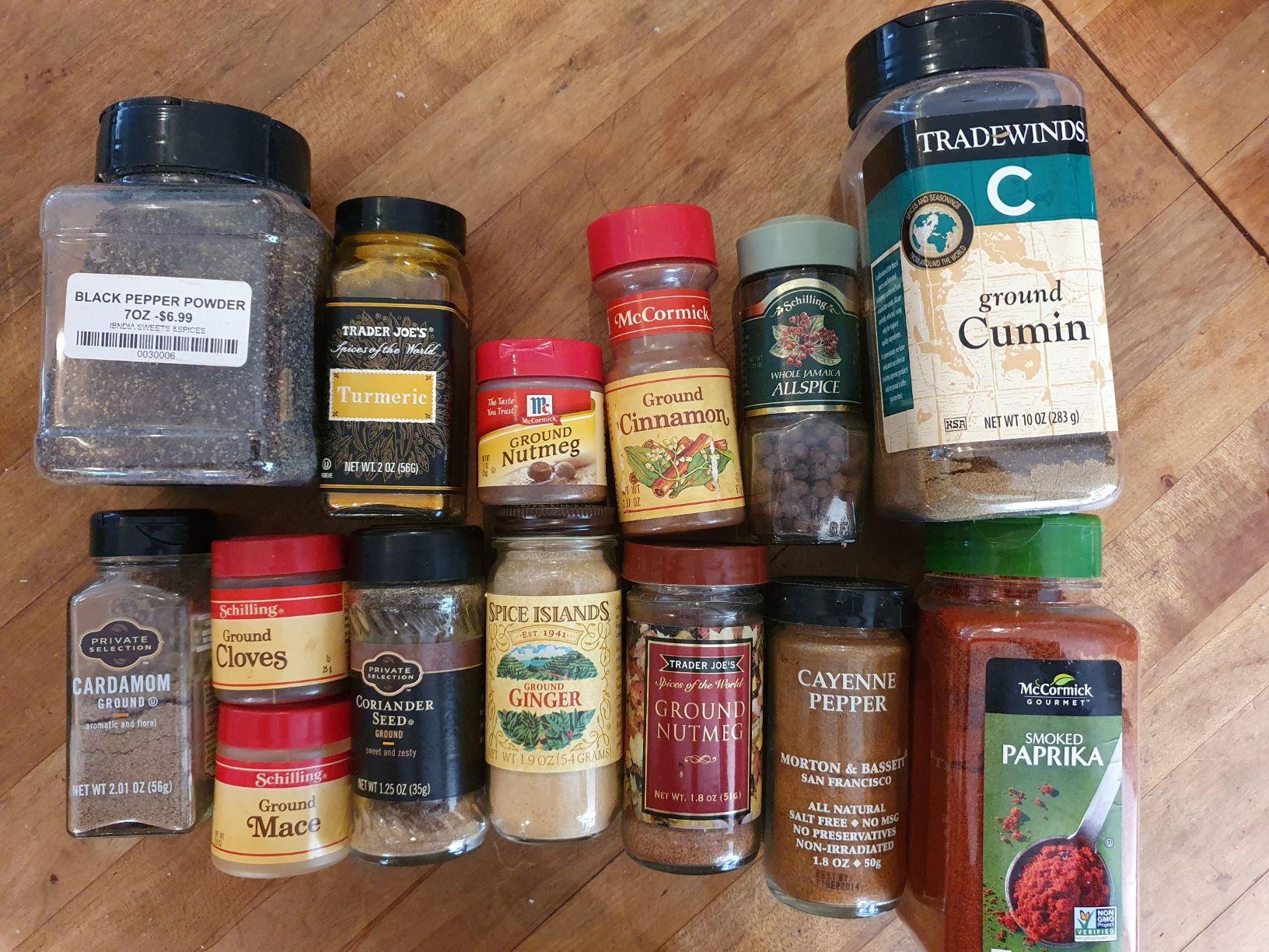 Ras el hanout ingredients